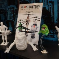 ghostbusters helicopters