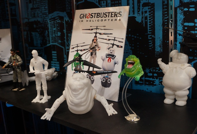 Ghostbusters Helicopters are Coming!