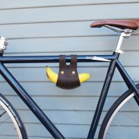 Banana Hammock on a Bike