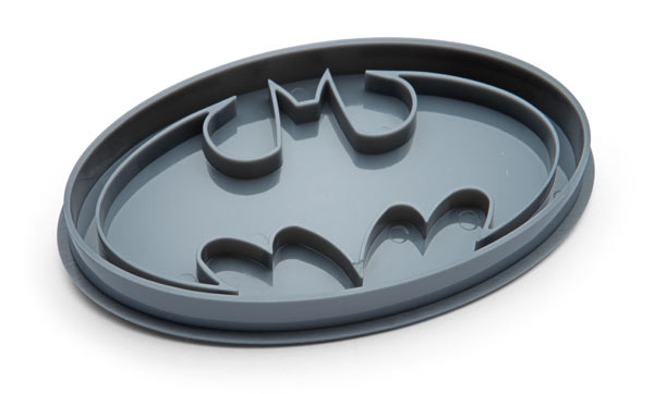 batman cookie cutter Pinboard