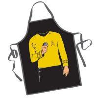 capt kirk apron