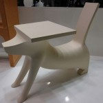Dog Shaped Desk by Philippe Starck