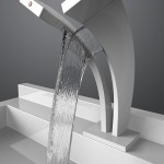 Dual Stream Faucet Lets You See the Hot and Cold Streams Combine
