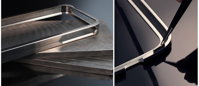 gresso titanium bumper