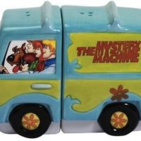 Scooby-Doo Mystery Machine Salt and Pepper Shakers
