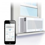 New GE Air Conditioner is Smartphone Controlled