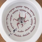 Sarlacc Pit Toilet Won't Take 1000 Years to Digest Your Poo