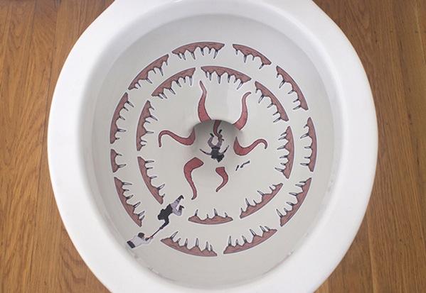 sarlacc toilet