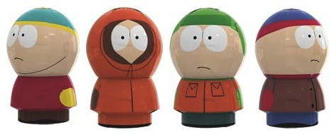Inflatable South Park Bop Bags