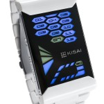 Tokyoflash Console Watch Looks like a Control Panel