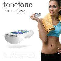 tonefone weighted iphone case