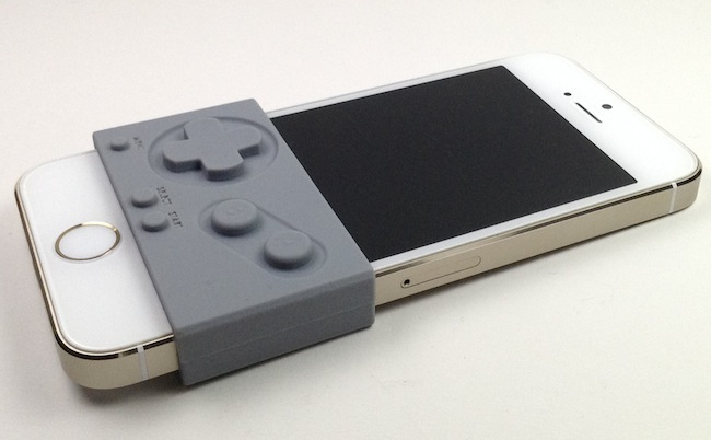 Turn Your iPhone into a Game Boy with G-Pad