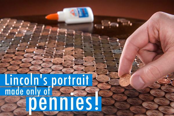 honest abe pennies