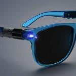 Light Up Lightsaber Sunglasses