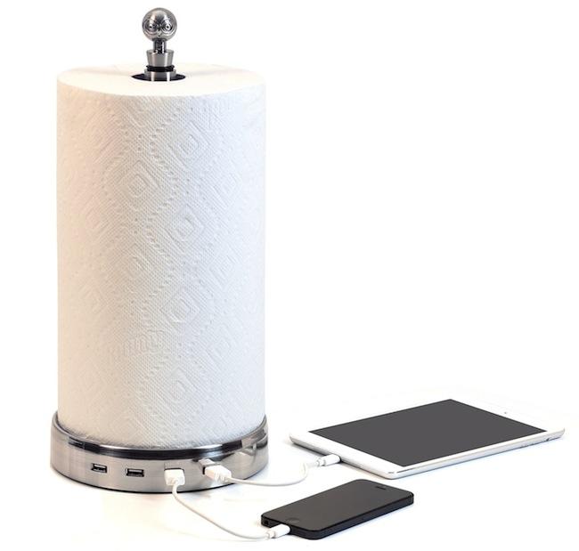 paper towel usb hub