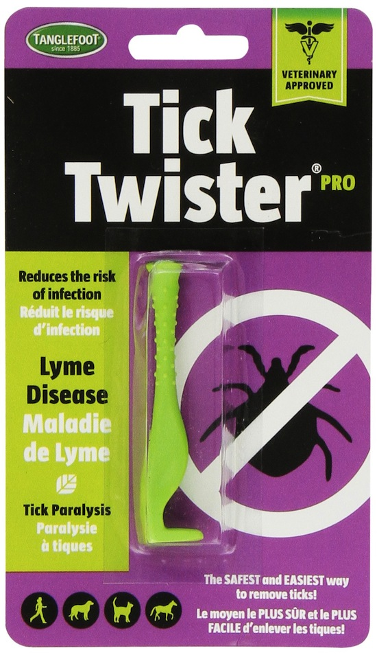 Easily and Safely Remove Ticks with the Tick Twister