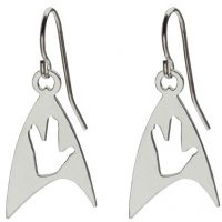 vulcan salute earrings