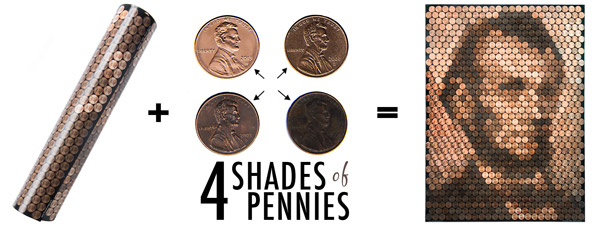 you need pennies lincoln