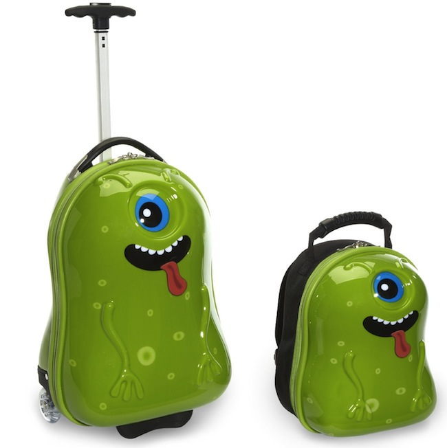 alien luggage