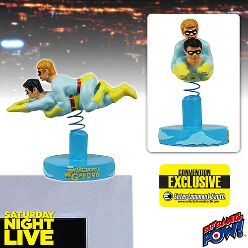 SNL's Ambiguously Gay Duo Bobbleheads -Craziest Gadgets
