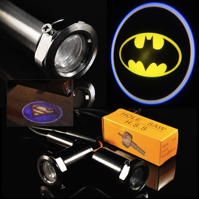 batman entry light