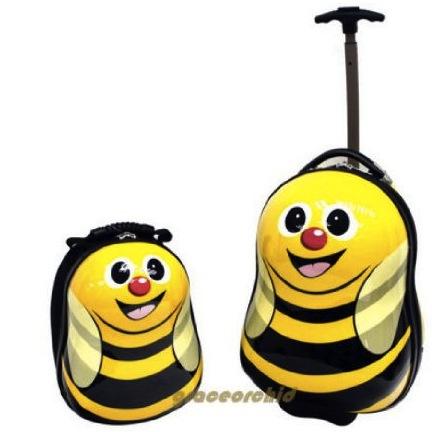 bumblebee luggage