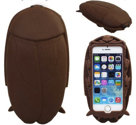 Cockroach iPhone Case