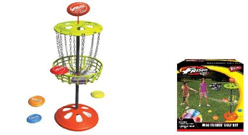 frisbee golf