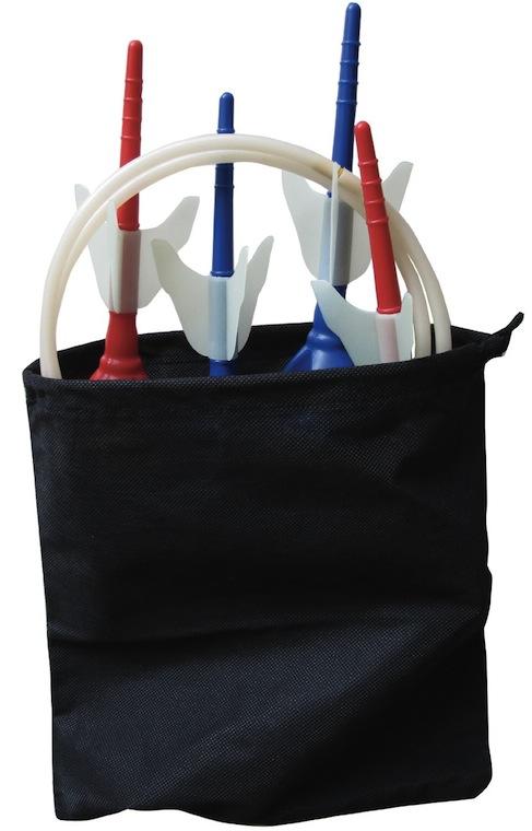 lawn darts bag