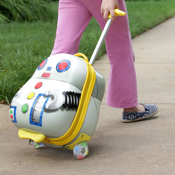 10 Coolest Suitcases for Kids