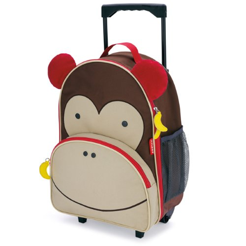 monkey luggage