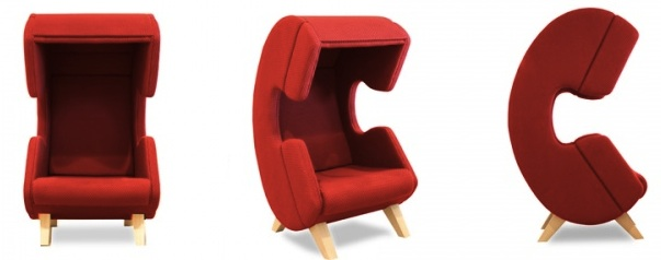 phone chair