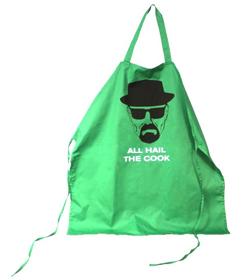 breaking bad apron