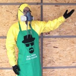 Breaking Bad Cooking Apron