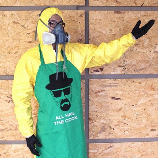 breaking bad apron2