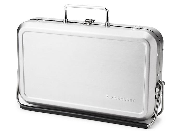 briefcase grill