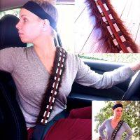 chewbacca seatbelt