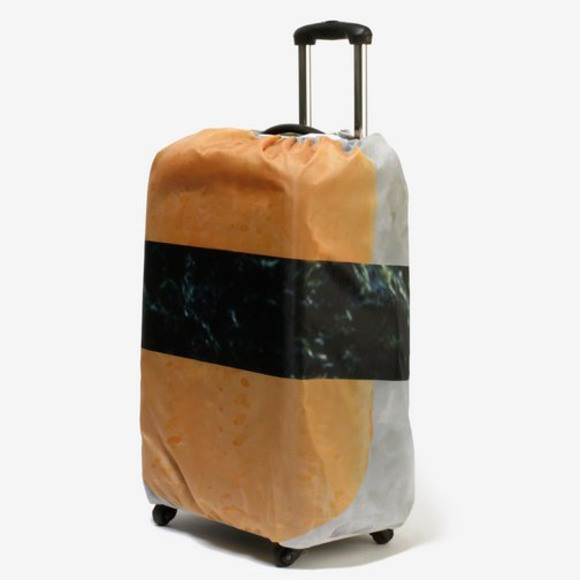 Sushi Luggage Covers