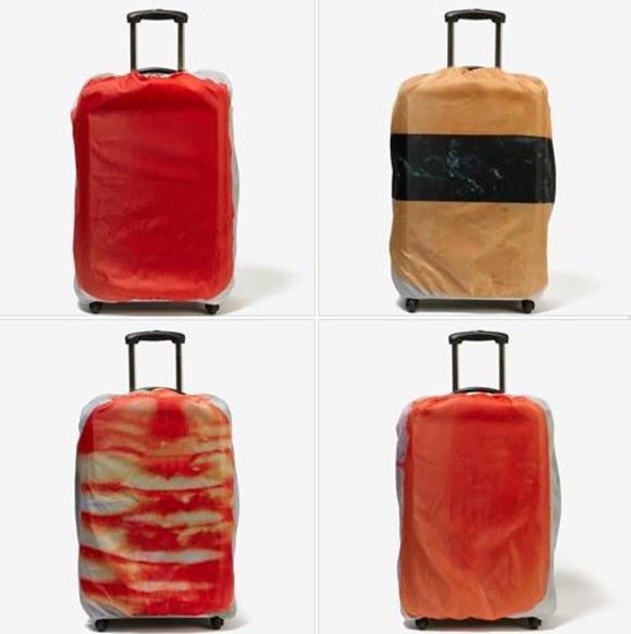 sushi luggage