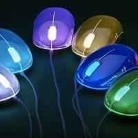 color change mouse
