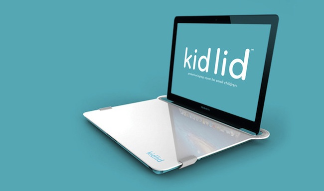 Kid Lid is a Kid Safe Laptop Keyboard Protector