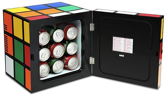 rubiks cube fridge