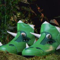dinosaur sneakers
