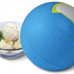 Kickball Ice Cream Maker Really Kicks Ice