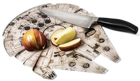star wars cutting board