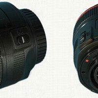 """A Camera """"Lens"""" that Vacuums Dust Off the Sensor"""