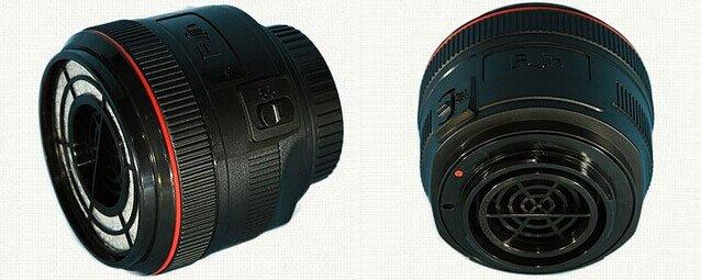 vacuum lens cleaner