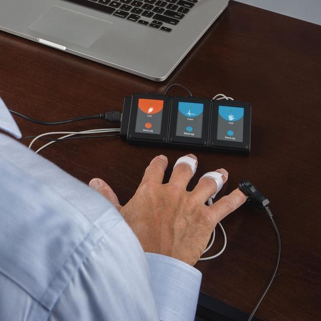 USB Lie Detector Test