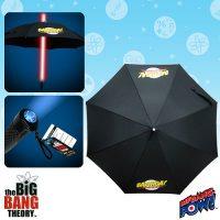 Bazinga: Big Bang Theory Light Up Umbrella