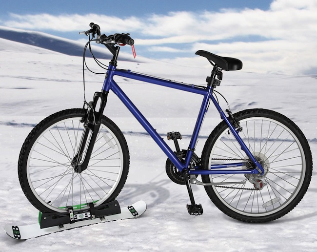 bicycle ski